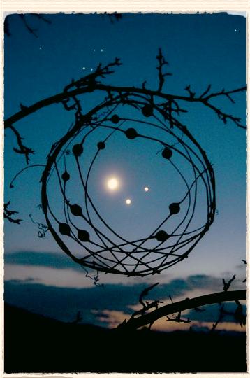 Stargazing: Venus, Diamond-Bright