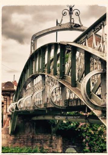 Albert Bridge, Stamford © Copyright Sean Morgan
