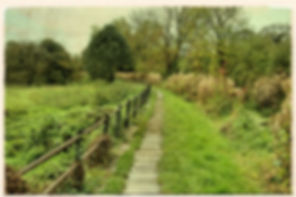 melancholy walk, stamford
