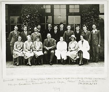 Staff at Merton Park'sJohn Innes Institute