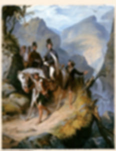 the Thomas Barker Jones painting