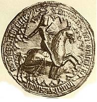 Seal of Richard, Earl of Cornwall