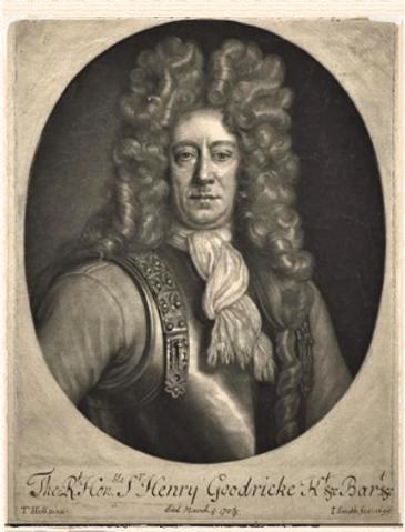 Sir Henry Goodricke