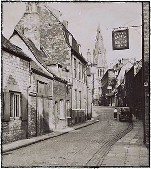 The Castle Public House, Stamford