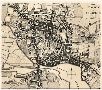 Ipswich 1780s