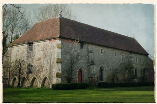 Clare Priory, Suffolk