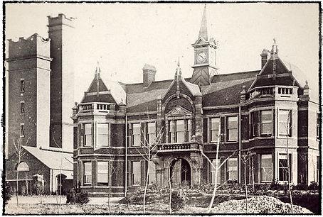 Rauceby Asylum