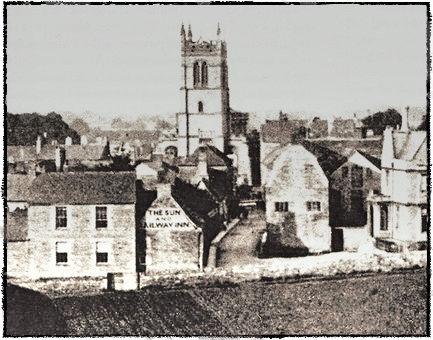 The Sun and Railway Inn, Stamford