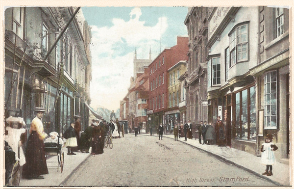 Stamford High Street