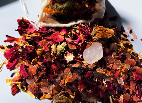 ROSE QUARTZ FACIAL TEA