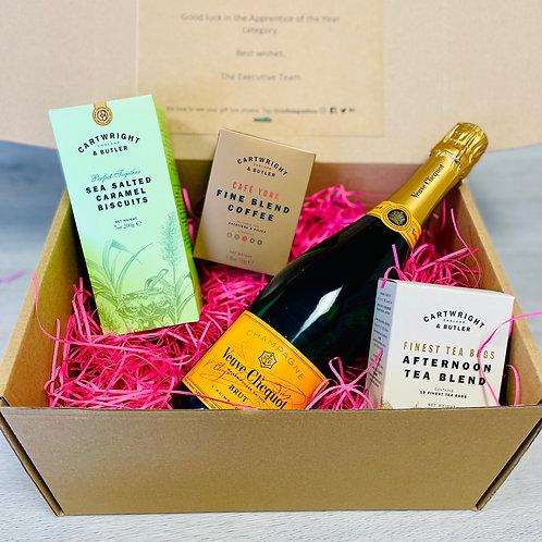 Champagne & Treats Box