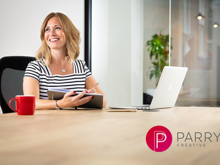5 minutes with… Laura Parry of Parry Creative