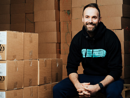 5 Minutes With... our CEO Adam Bamford