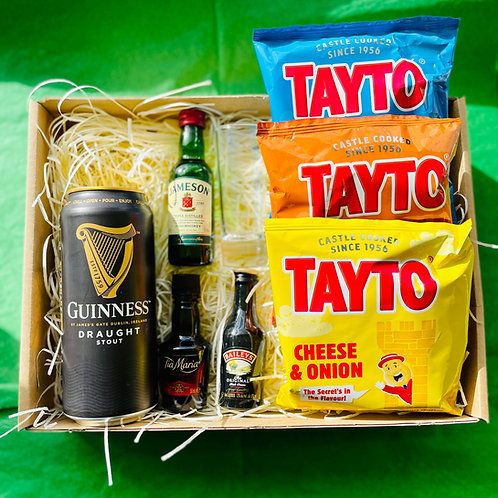 St Patrick's Day Box