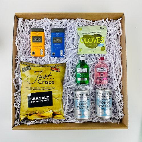 Gordons Gin and Tonic Box