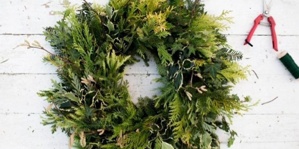 Professional Wreath Making