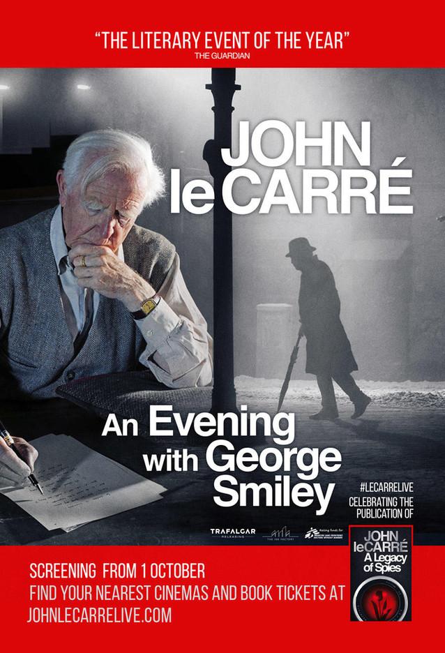 JOHN LE CARRÉ: AN EVENING WITH GEORGE SMILEY
