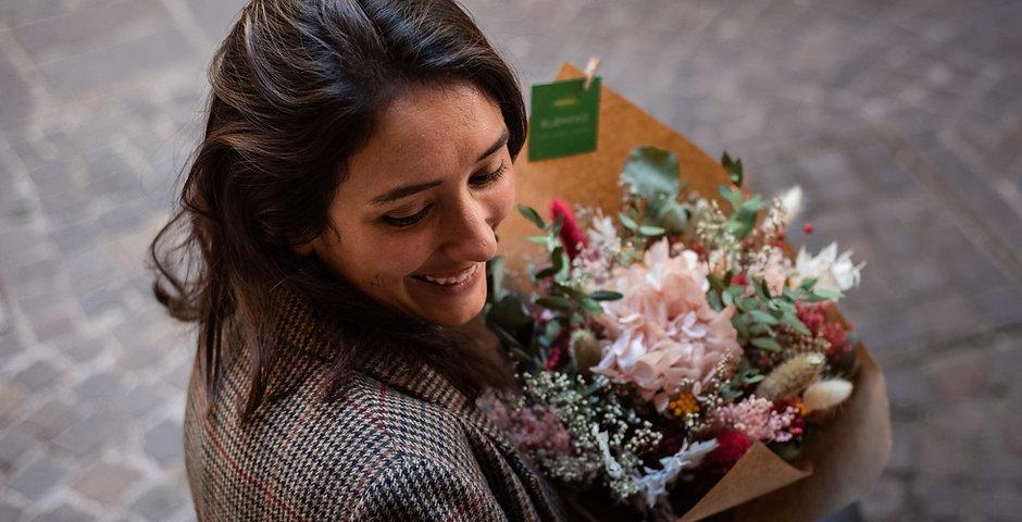 Abonnement Bouquets de fleurs séchées