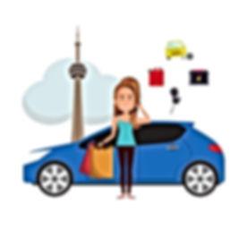 Sparky X Basic Roadside Assistance Illustration