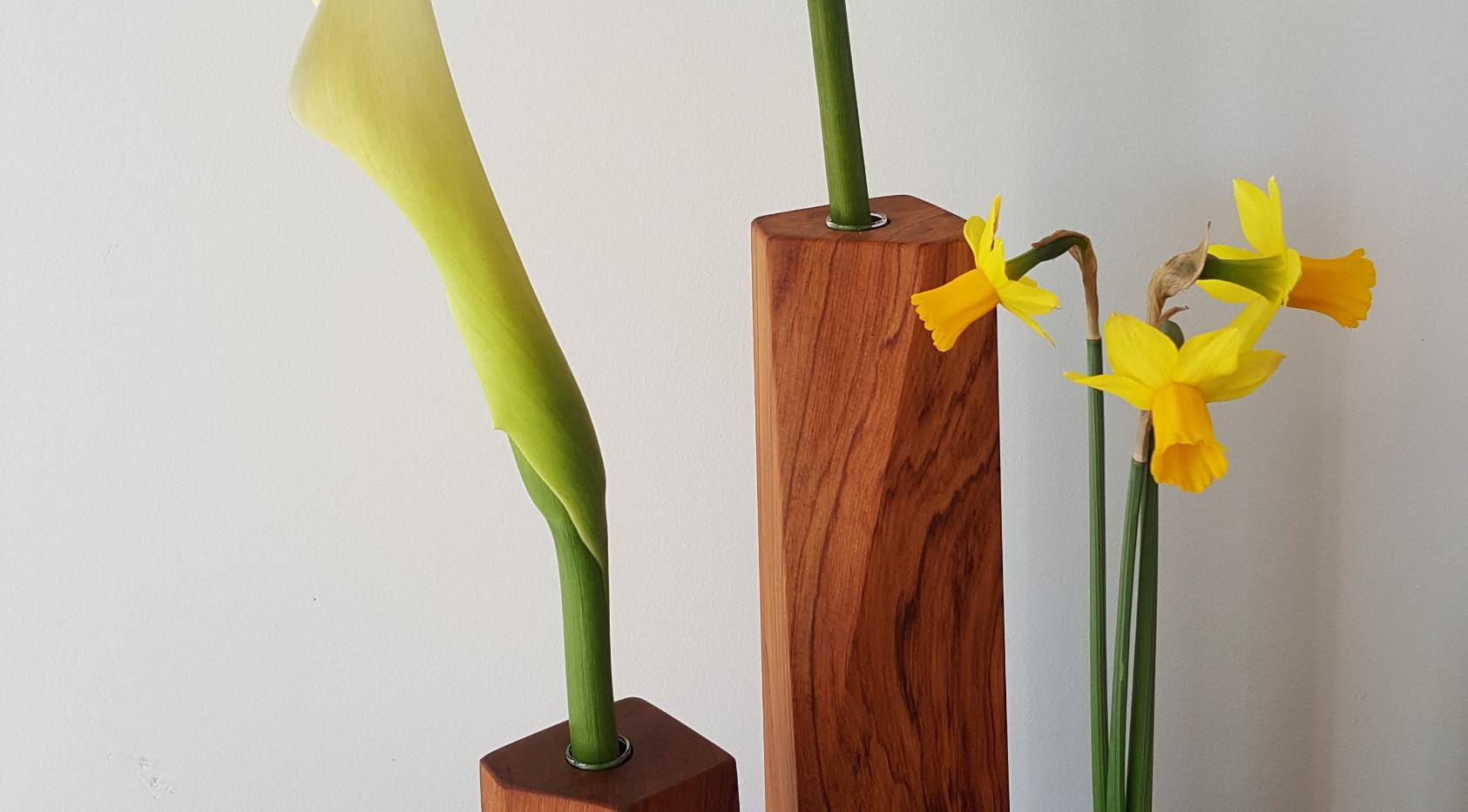 Shard vases - mixed