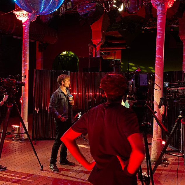 Interview with Deutsche Welle about Niklas Lukassen's Mandala