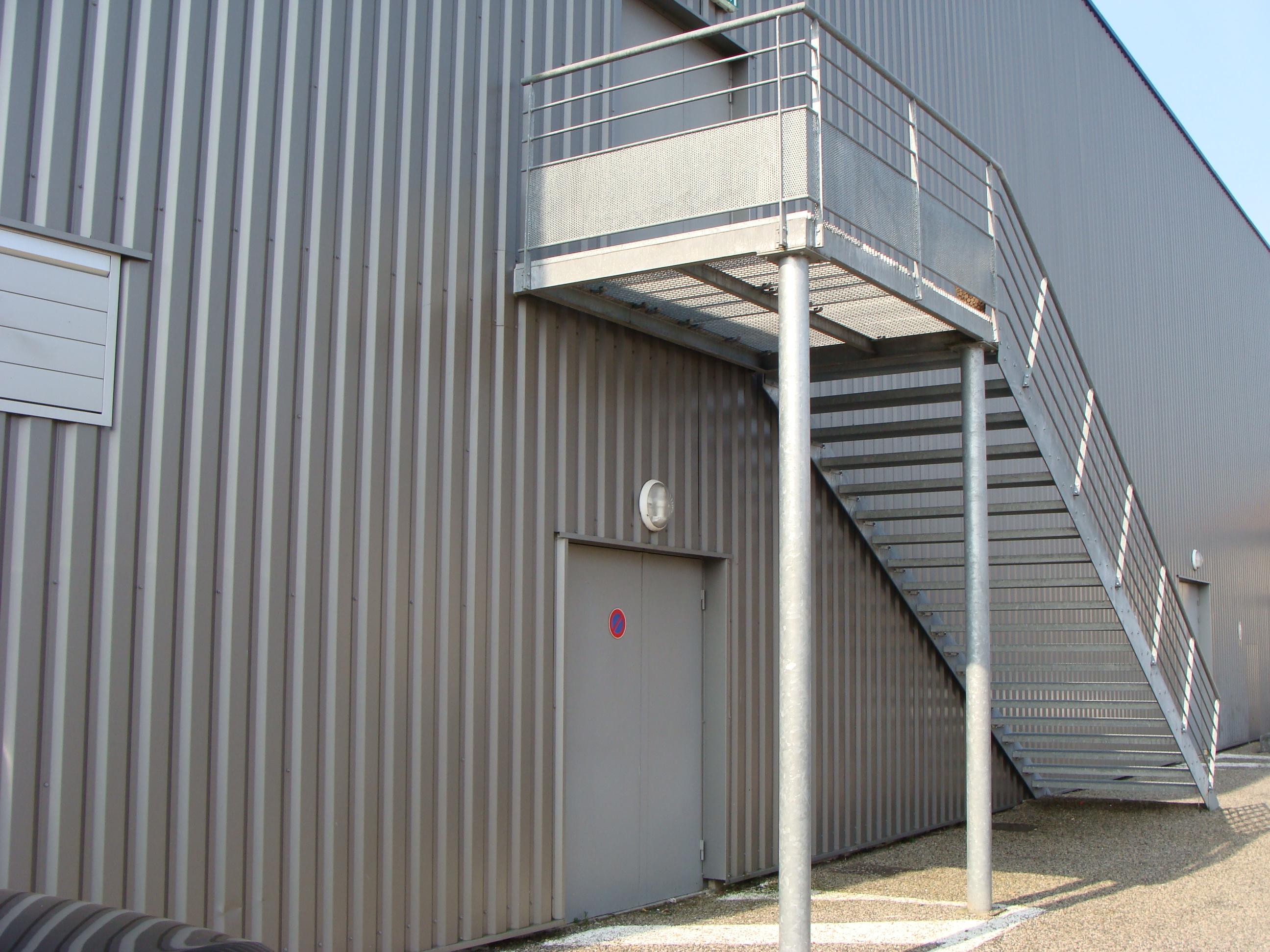 Escalier (Centre LECLERC)