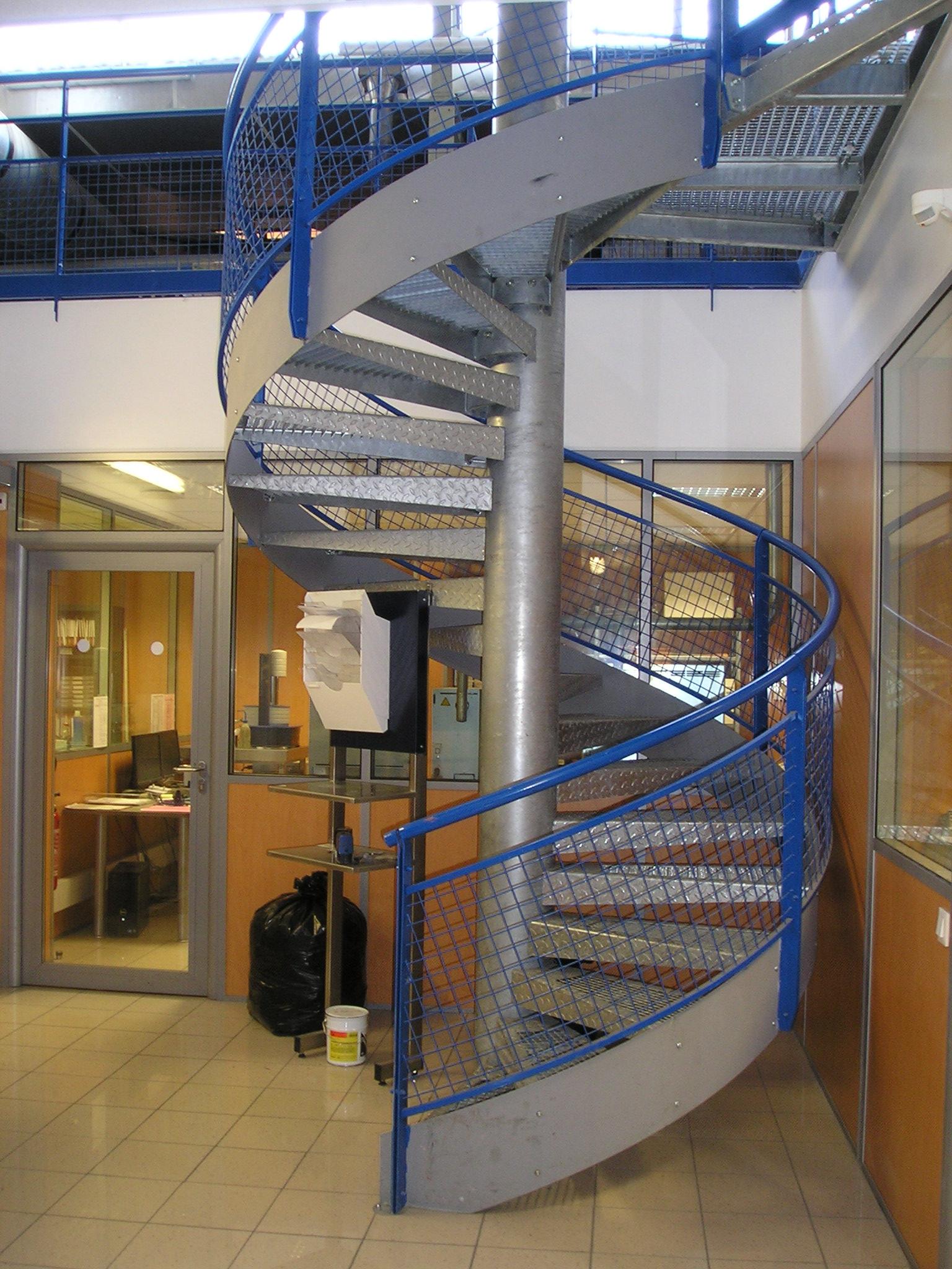 Escalier Hélicoïdal (SOB)