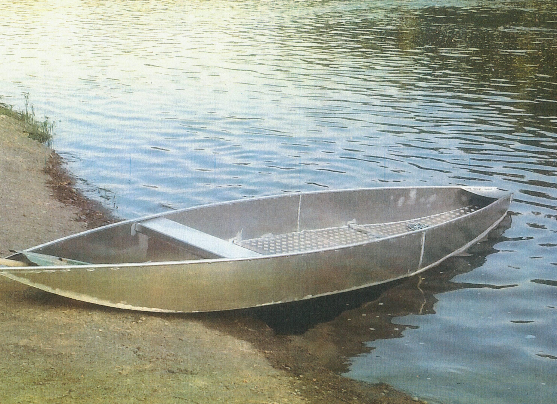 Barque en Alu