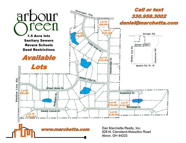 Arbour Green Mailbox Flyer with Prices.j