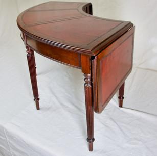1920's Demi-Lune Coffee Table