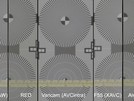 Cinema Test: Alexa vs Red vs F55 vs Varicam
