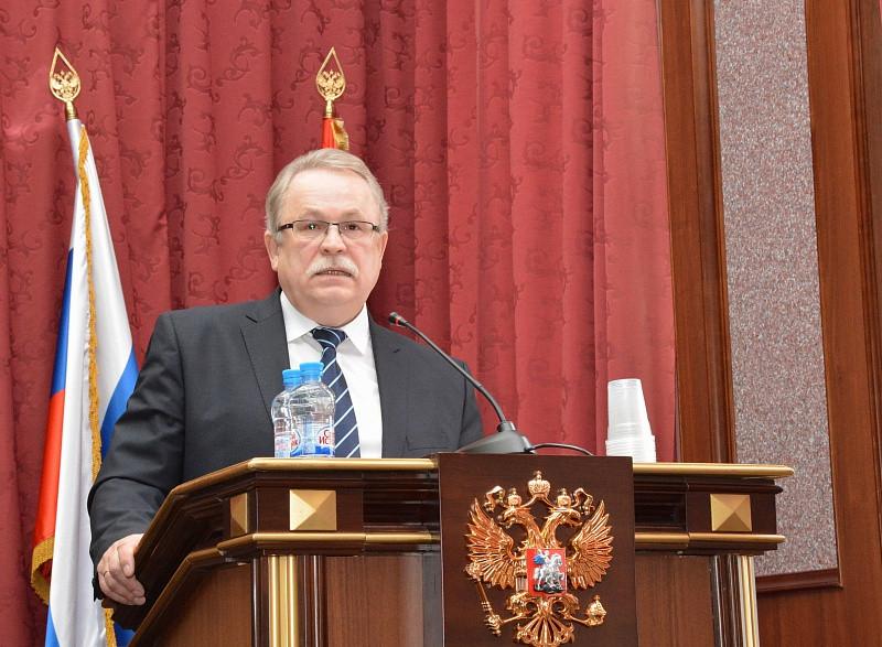 Уланов В.А. Председатель Ивановского областного суда