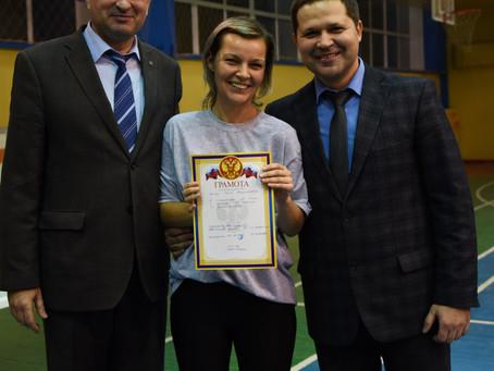 Турнир в Новосибирской области  при поддержке РОС.