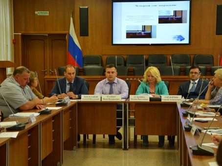 «Российской объединение судей» г.Волгограда обсудило программу «Школа правового воспитания»