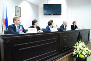 Общее собрание Ростовского регионального отделения Российского объединения судей
