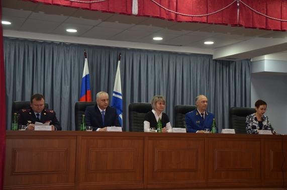 участники конференции в республике Алтай