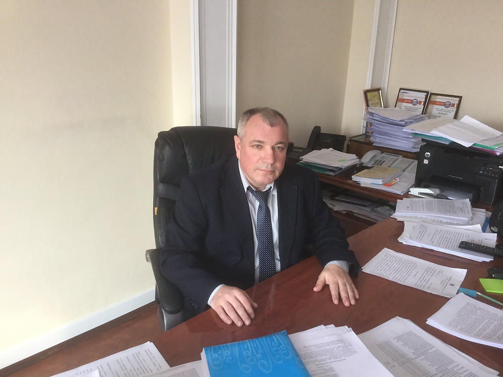 Корнилов Евгений Евгеньевич Председатель Арбитражного суда Владимирской области