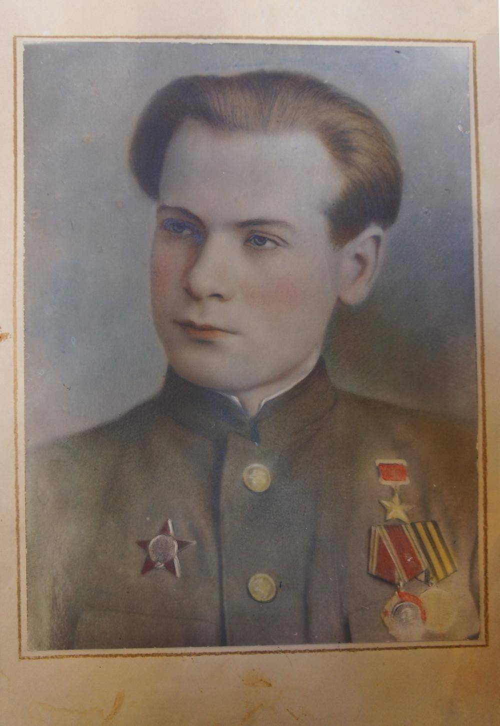 Чернышенко Виктор Семенович Герой СССР