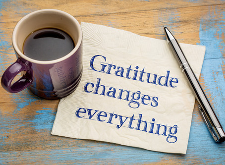 Mental Health Minute: Gratitude