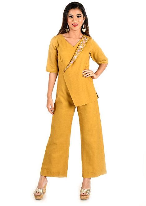 Mustard Yellow Jumpsuit