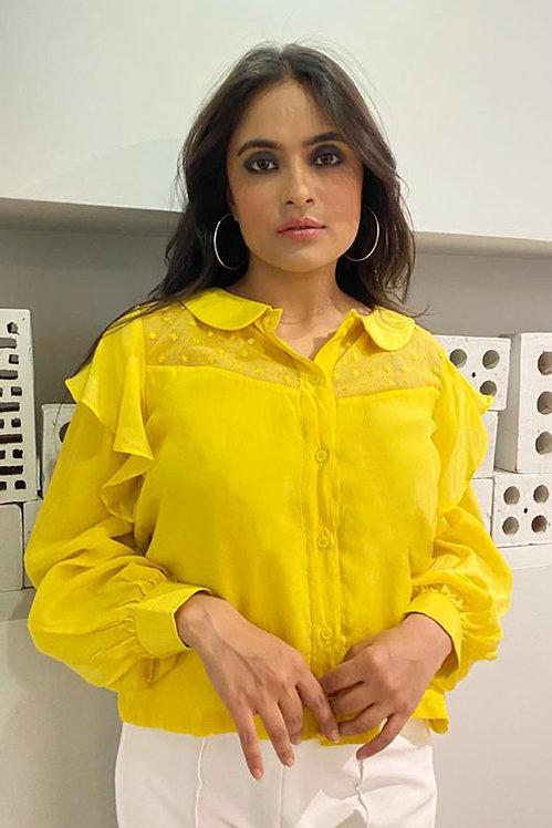 Sunflower Yellow Shirt