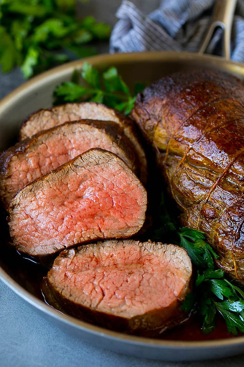 KIAWE-BROILED FILET MIGNON DINNER FOR TWO