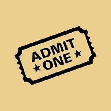 Additional HOF Banquet Ticket