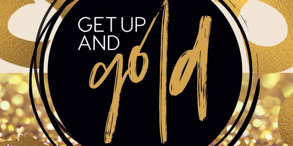 Get Up and Gold Challenge