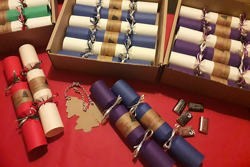 Charity Christmas Crackers