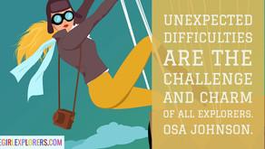 Osa Johnson Quote