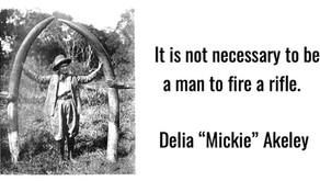 Old School Explorer, Mickie Akeley