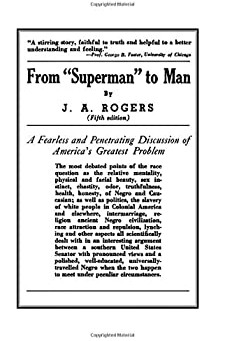 Synopsis of From Superman to Man