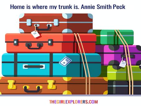 Annie Peck Quote