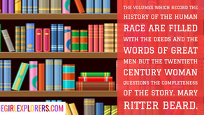Mary Ritter Beard Quote